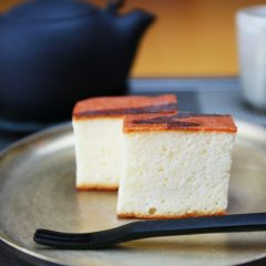 大吟醸酒ケーキ 2,350円(税抜)